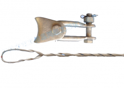 ADSS 100m Span Tension Clamp
