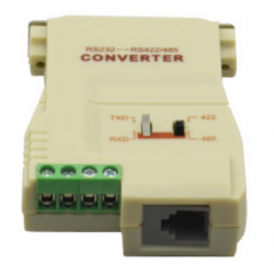 RS-232 to RS-422/485 Isolated bi-directional Interface Converter