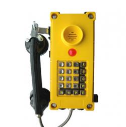 WEATHERPROOF INDUSTRIAL TELEPHONES