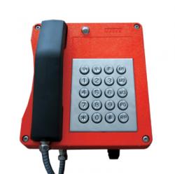 EXPLOSIONPROOF INDUSTRIAL TELEPHONES