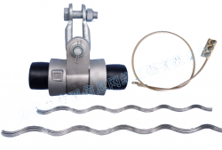 OPGW Cable Suspension Clamp (RTS:100KN)