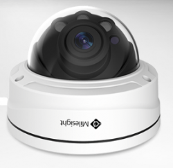 Motorized Pro Dome Network Camera